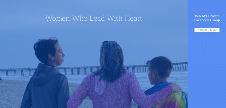 Women Who Lead With Heart