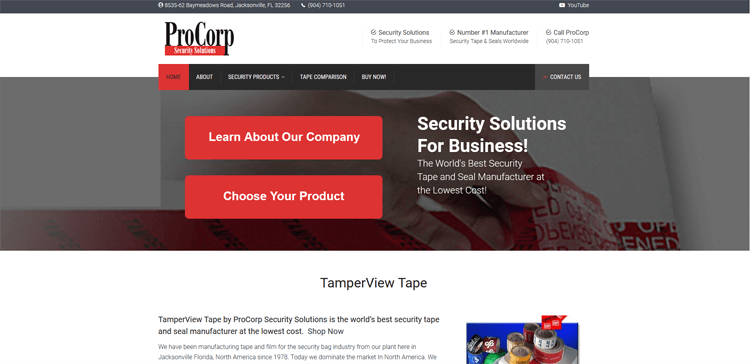 ProCorp-Security-Solutions