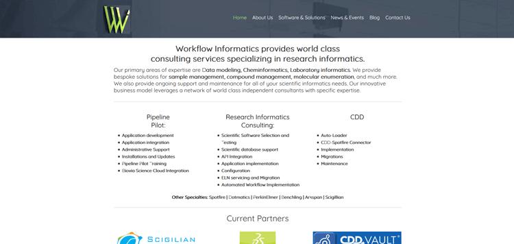 Workflow-Informatics